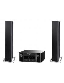 DENON DNP-800NE CZARNY Sieciowy odtwarzacz audio